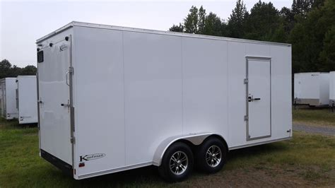 Air Cooler Thc 030 Dlx Magic Air Flow single axle cargo trailers for sale by kaufman trailers
