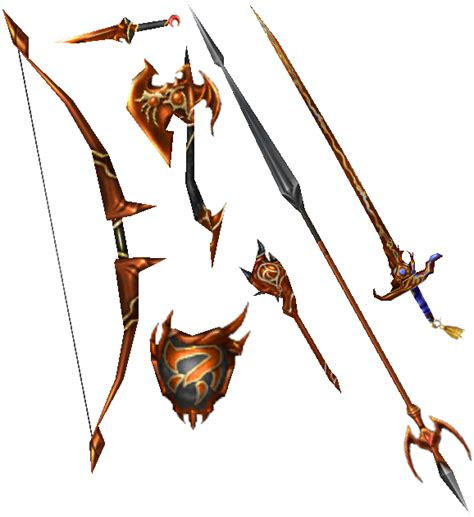 of and blood sword and serpent book iii books dissidia firionexweapons png