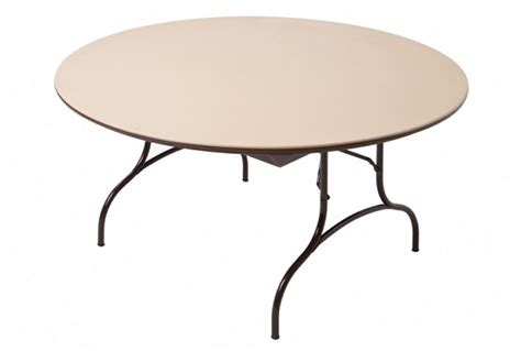 Mity Lite Abs Folding Table 60 Quot Round Ct60 Folding Mity Lite Tables