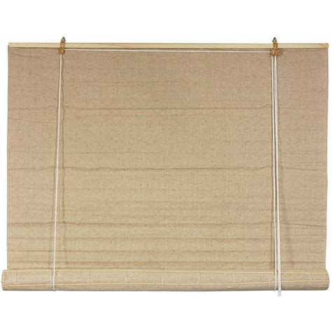 roll up window coverings furniture woven jute roll up blinds 36 in x
