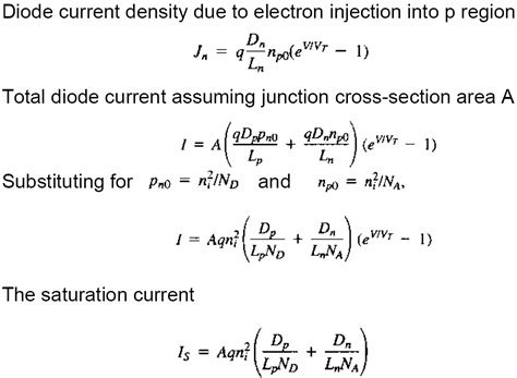 current equation for diode the diode current equation 28 images input resistance current mirrors classle diode