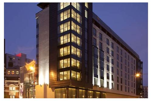 deals on hotels in belfast