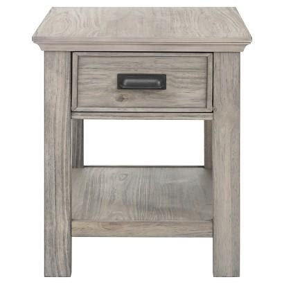 the new gray wood table household remodel console grey