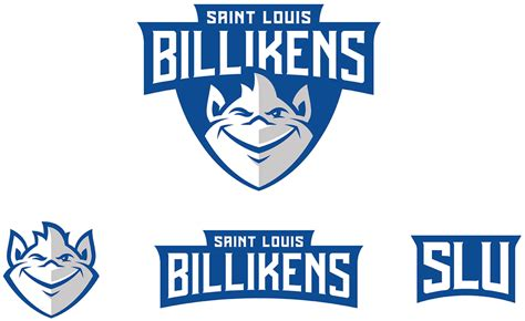 billiken logo new brand new follow up new identity for louis