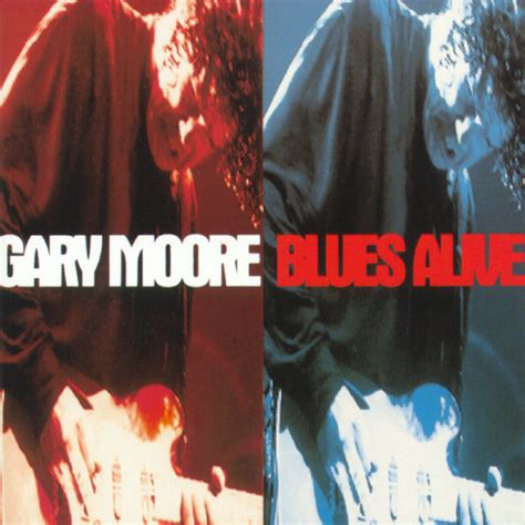 Cd Living Blues gary blues alive cd album at discogs