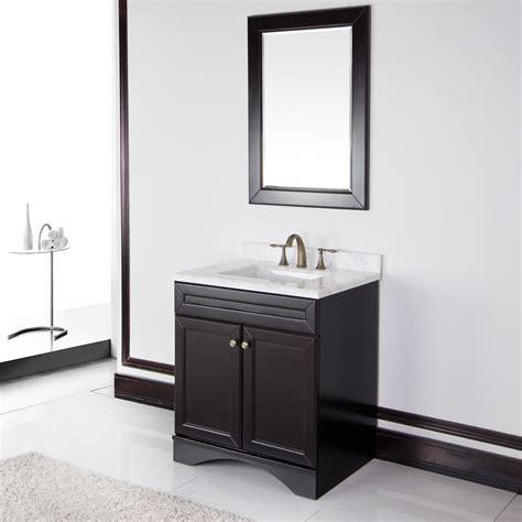 how high is a bathroom vanity 30 bathroom vanity reviews terese modern 30 zen style