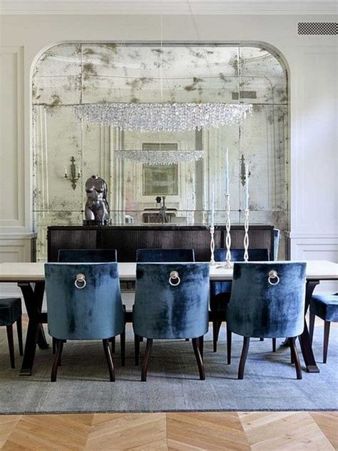 Navy Dining Room Decor Top Navy Blue Dining Room Design 2014 Dise 241 O Interior