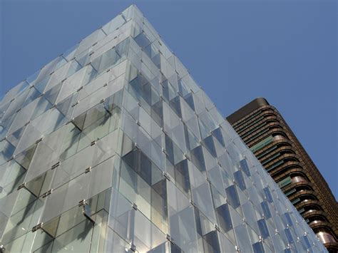 what is a curtain wall a new vision in laminated glass with sentryglas