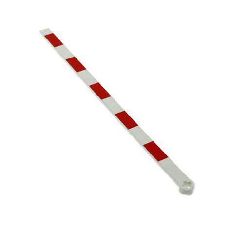 eisenbahn schranke 1 x lego system eisenbahn schranke weiss rot typ 2
