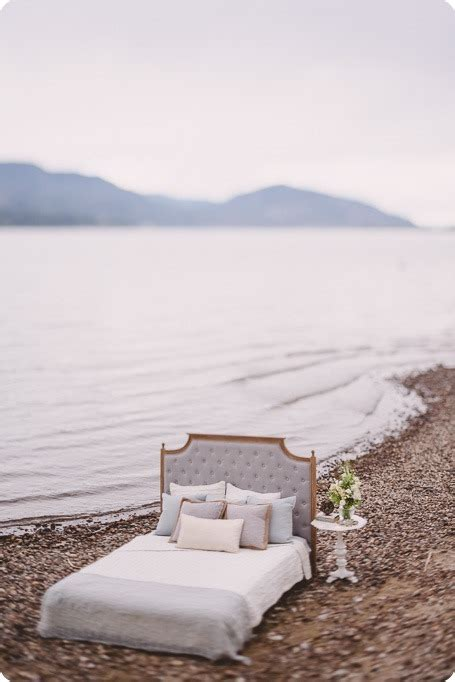 bed on the beach bed on the beach engagement session in kelowna bc aliana