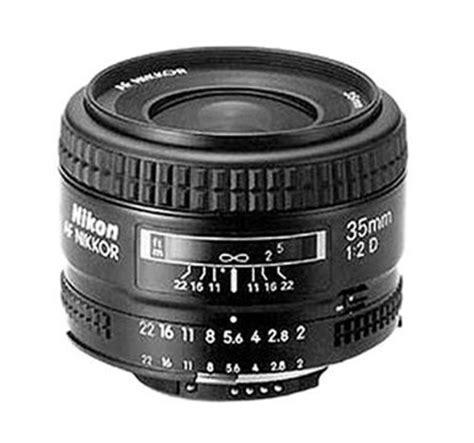 nikon 35mm f 2d af wide angle nikkor fx full frame single