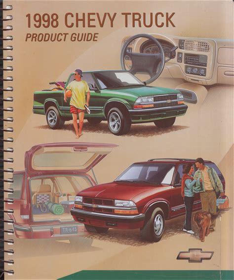 service manual repair voice data communications 1998 chevrolet blazer regenerative braking 1998 astro and safari repair shop manual 3 volume set original