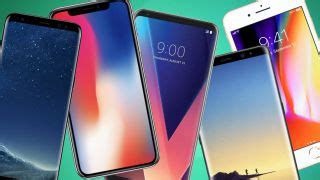 the best smartphone 2018: 15 top mobile phones rated