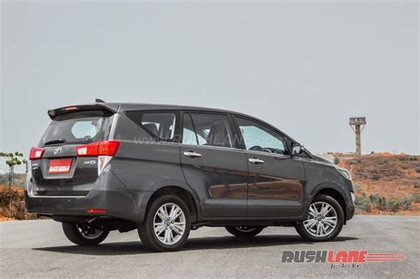 Toyota India Sales Toyota India Posts Highest Innova Sales
