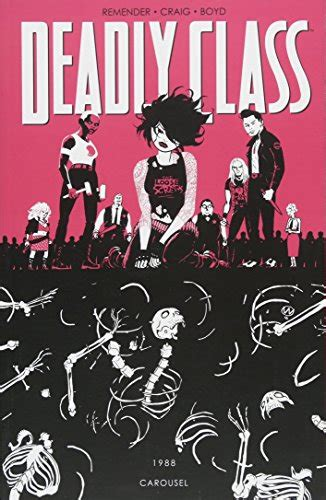 deadly class volume 5 carousel sales up 32