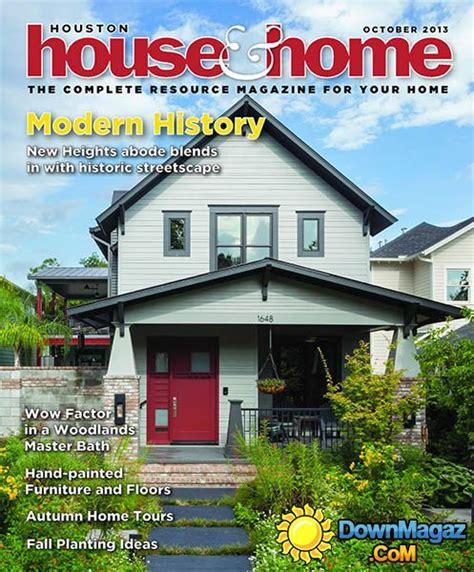 houston home design magazine houston house home october 2013 187 download pdf