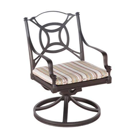 Woodard 4N0472 Isla Swivel Rocker Discount Furniture at