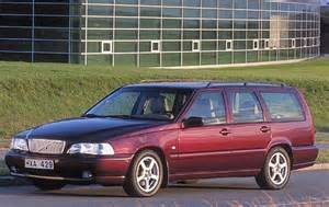 2000 Volvo S70 Wagon 2000 Volvo V70 Wagon 5 Speed Automatic Awd 190 Hp