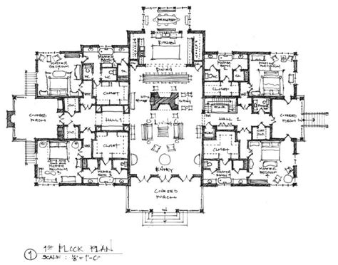 hunting lodge floor plans 17 best images about arquitectura planos on pinterest