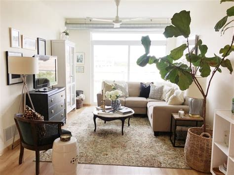 bright pretty minneapolis loft small spaces