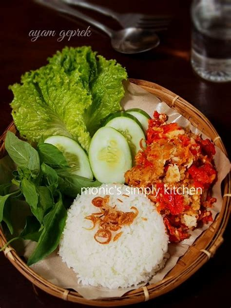 indonesian cuisine images  pinterest
