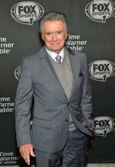 Regis Philbin To Bypass Surgery by With Disease Health