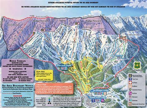 bozeman trail map montana ski resorts bozeman cross country skiing bridger