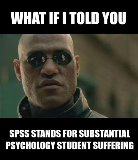 Psychology Memes - memes psychology students will love