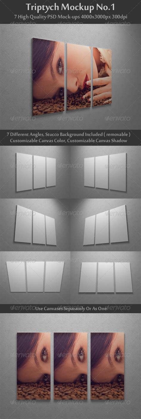 Vector Triptych Brochure Templates 187 Dondrup Com Triptych Photoshop Template