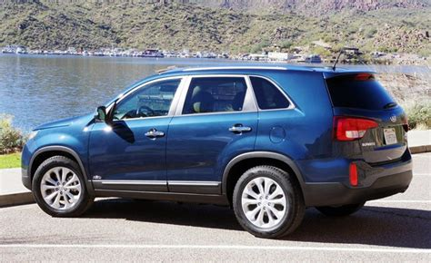 What Of Gas Mileage Does A Kia Sorento Get 2014 Fuel Efficient Multi Passenger Vehicles Buds Auto