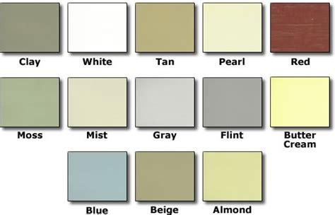 pacific vinyl siding colors gp parts products page