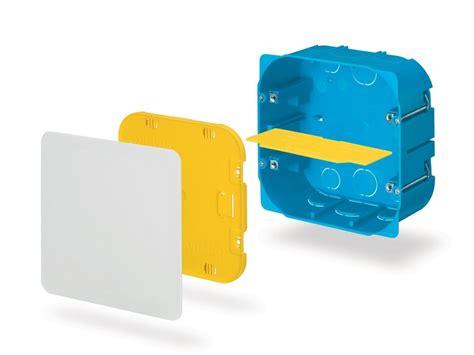 cassetta elettrica cassetta per impianto elettrico isobox vimar