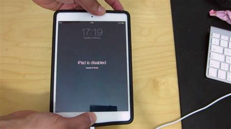 how to solve the forgotten password for iphone disabled mode