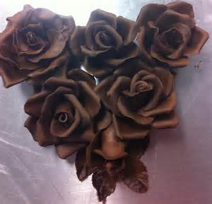 chocolate flowers chocolate roses cakes to on