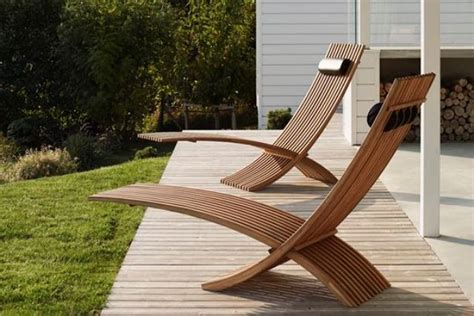 Best Outdoor Lounge Chair Design Ideas 31 Stylish Modern Outdoor Furniture Ideas Digsdigs