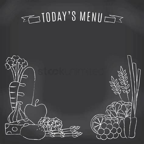 today s today s menu vector image 1620871 stockunlimited