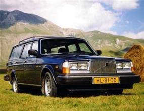 Volvo 240 Wagon The Volvo 240 Glt Turbo Wagon Coolest Wagon Made