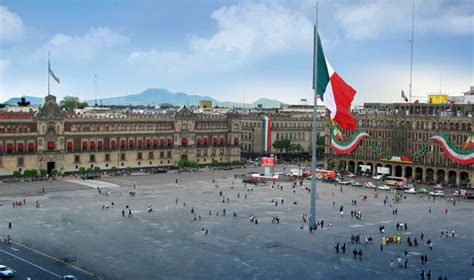 zocalo website celebrating fiestas patrias in mexico city an