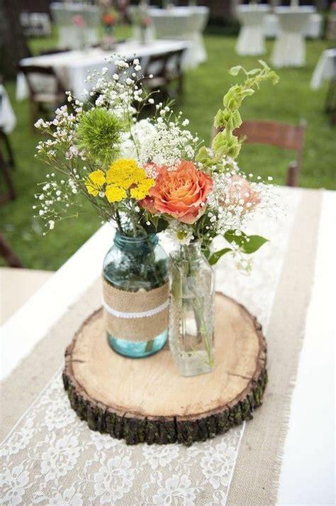 12 country wedding wood centerpieces unique cheap