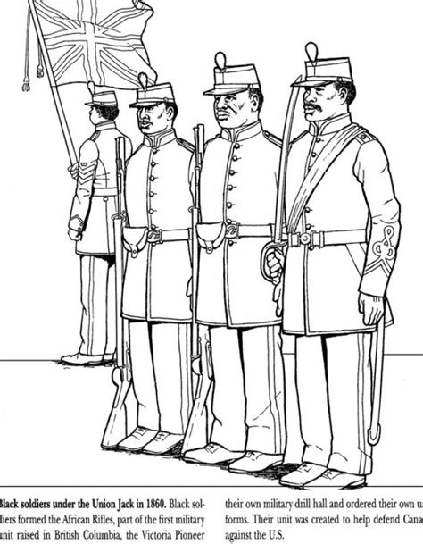 free coloring pages of black history
