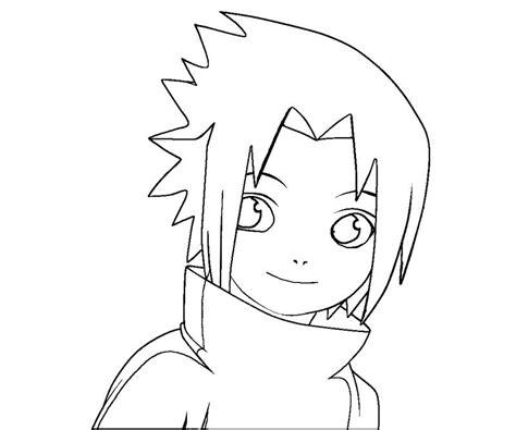 sasuke uchiha 20 coloring crafty teenager