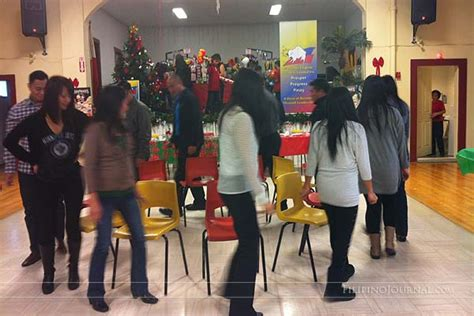 christmas parlor games philippines in