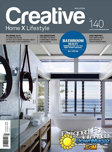home decor magazines malaysia creative home malaysia july 2015 187 download pdf magazines
