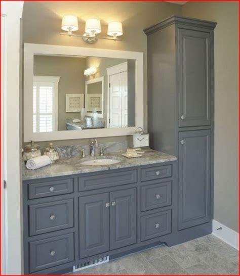 gorgeous bathroom vanity and linen cabinet bathroom linen