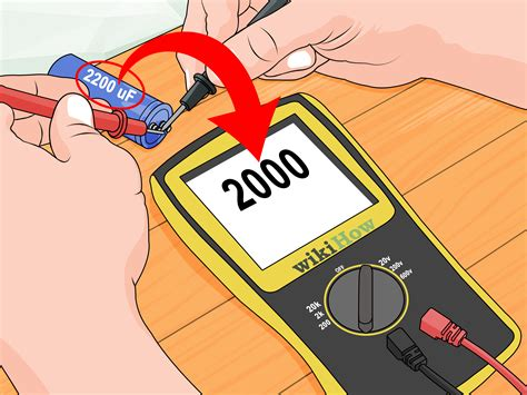 how do you check capacitors the best way to check a start capacitor wikihow
