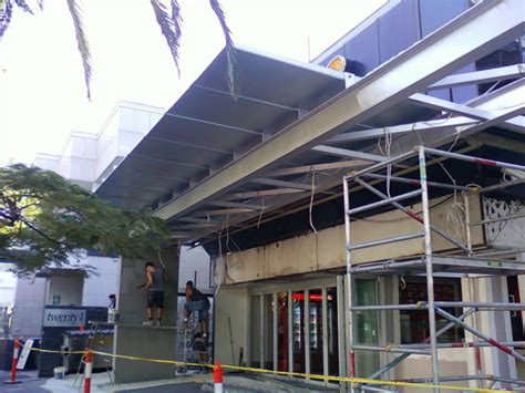 A And E Awnings Structural Steel Gallery Ramscope Steel Fabrications