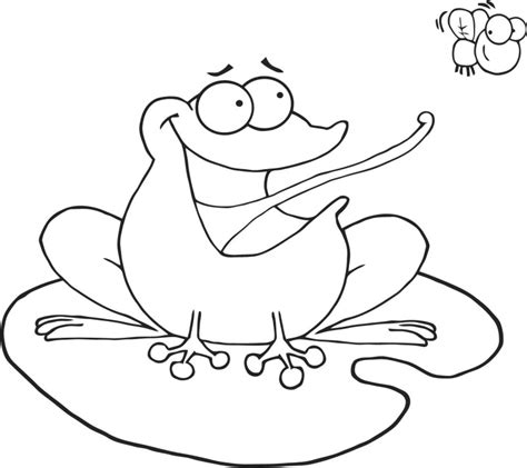 Coloring Page Of A Frog Frog Prince Coloring Pages Az Coloring Pages by Coloring Page Of A Frog