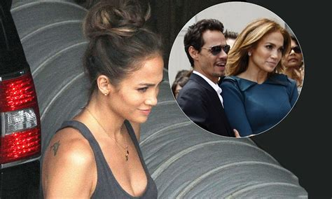 jlo tattoos shows dolphin marc anthony