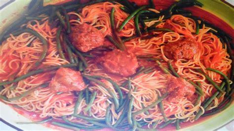 come si cucinano i fagiolini spaghetti fagiolini e carne un piatto unico per gli