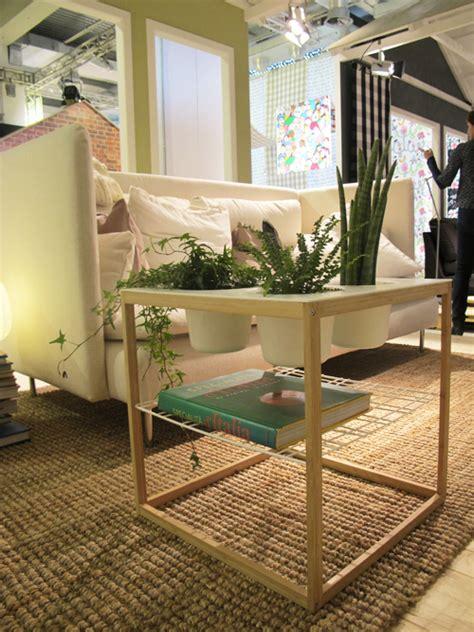 rundes bücherregal landhausstil wohnzimmer ikea
